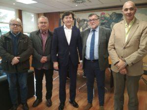 junta FEPD y Lete 4 abr 2018