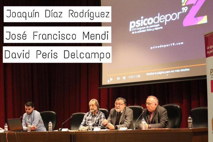 Gran éxito en las Jornadas de Psicología del Deporte en la Facultad de Psicología de Teruel