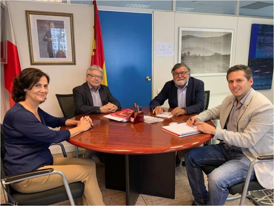 Primera reunión para el XVII Congreso Nacional en Cantabria